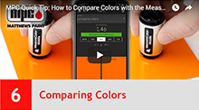 Comparing Colors