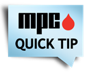 MPC Quick Tip
